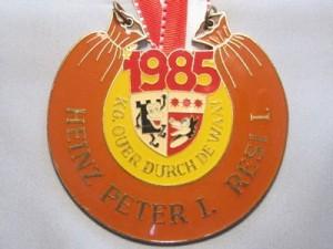 1985.Resi und Heinz Peter Rademacher.klein